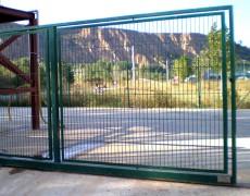 Puertas correderas y batientes