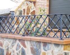 Verjas, vallas y balcones